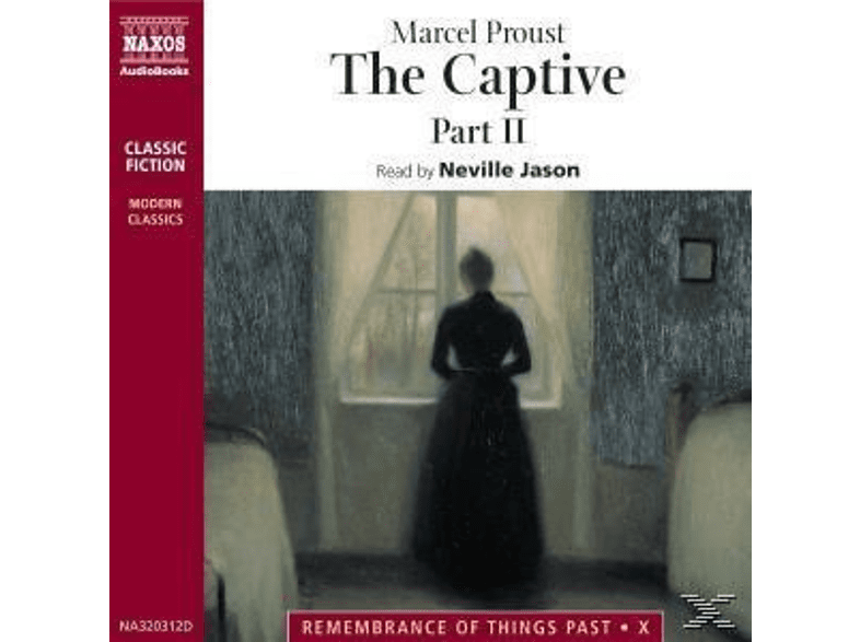THE CAPTIVE PART II - (CD)