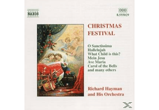 His Orchestra - Christmas Festival - (CD)