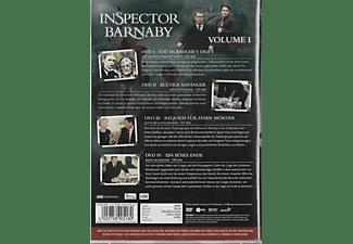 Inspector Barnaby - Volume 1 DVD