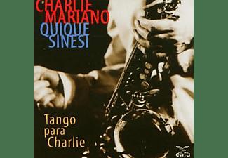 Charlie Mariano - Tango Para Charlie  - (CD)