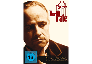 Der Pate (Restauriert) DVD