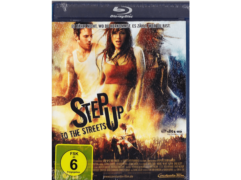 Step Up to the Streets [Blu-ray]