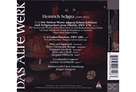 Jürgen Jürgens - Die Sieben Worte Jesu Christi Am Kreuz [CD]