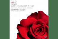 Elder & Halleorchestra, Mark Halle Orchestra & Elder - Elgar Sinfonie 1 [CD]