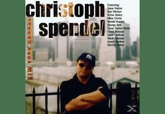Christoph Spendel - New York Groove  - (CD)