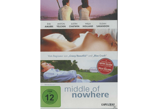 Middle of Nowhere DVD