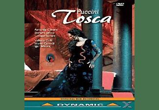 Cifrone, Cifrone/Secco/Surian/Ferrari/La Guardia/Galli - Tosca  - (DVD)