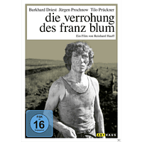Die Verrohung des Franz Blum [DVD]
