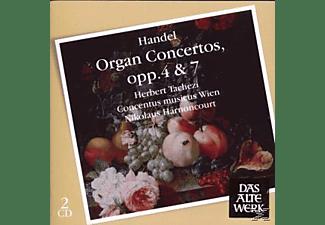 Nikolaus Harnoncourt - Handel:Organ Concertos Op.4&7  - (CD)