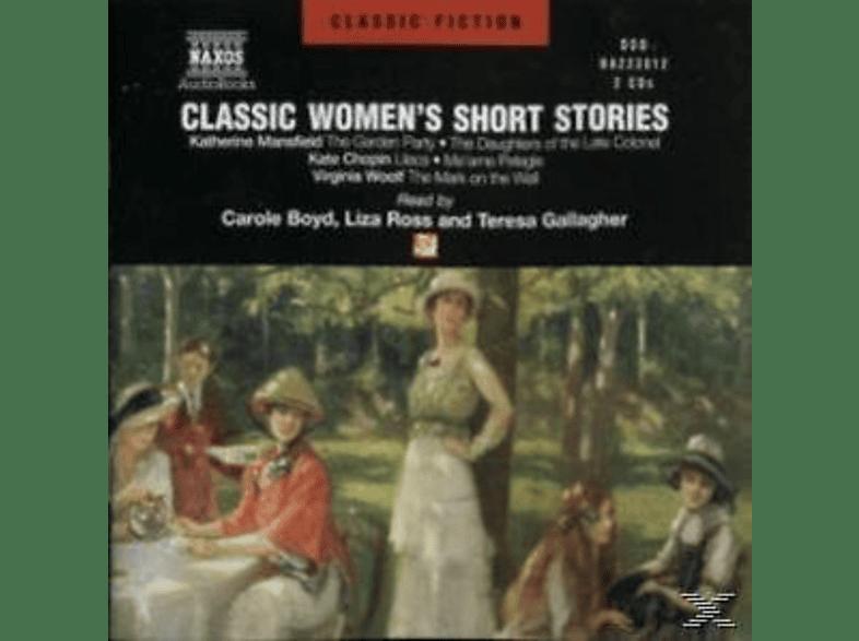 CLASSIC WOMEN S SHORT STORIES - (CD)