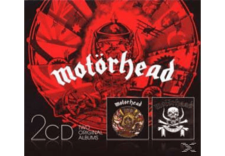 Motörhead - 1916 / March Or Die  - (CD)