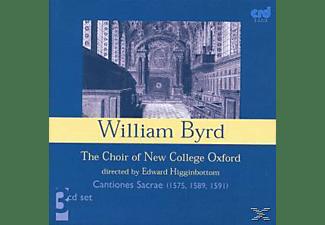 Edward/choir Of New College Oxford Higginbottom - CANTIONES SACRAE 1575/1589/1591  - (CD)