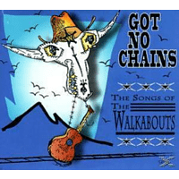 The Walkabouts - The Walkabouts - [CD]