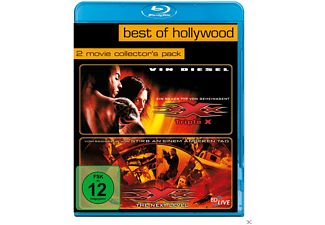 XXX - Triple X / XXX 2: The Next Level (Best Of Hollywood) - (Blu-ray)