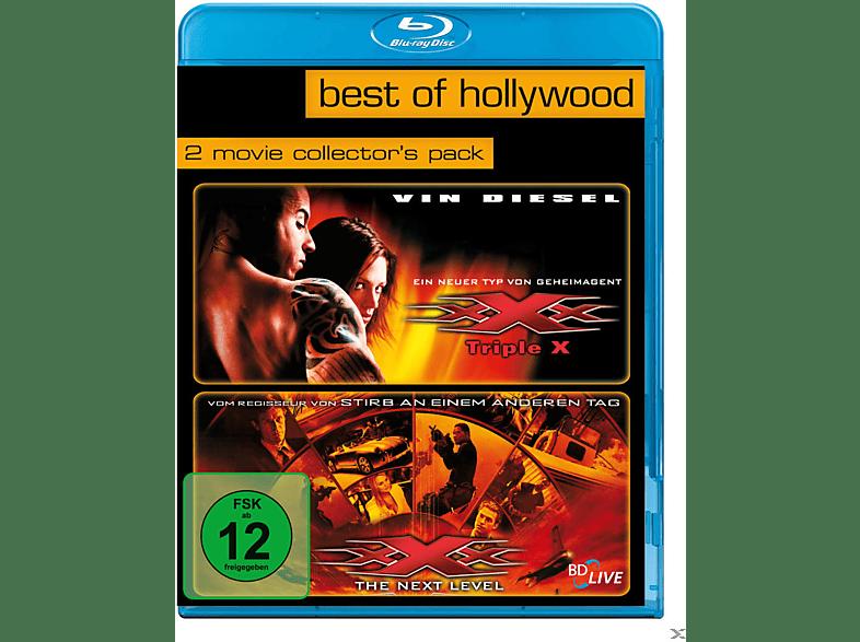 XXX - Triple X / XXX 2: The Next Level (Best Of Hollywood) [Blu-ray]