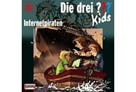 Die drei ??? Kids 12: Internetpiraten - (CD)