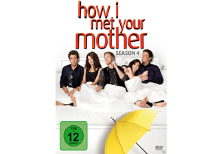 How I Met Your Mother - Staffel 4 - (DVD)