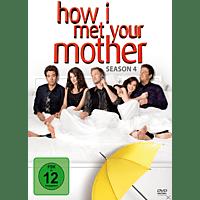 How I Met Your Mother - Staffel 4 DVD