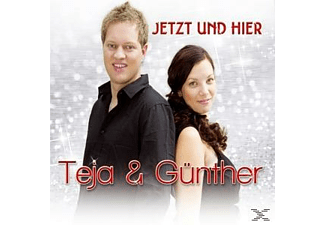 Teja & Günther - Jetzt und hier  - (5 Zoll Single CD (2-Track))