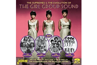 VARIOUS - The Supremes & The Evolution Of The Girl Group Sound [CD]