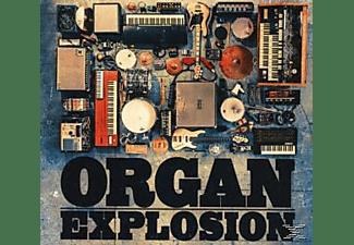 Organ Explosion - Organ Explosion  - (CD)