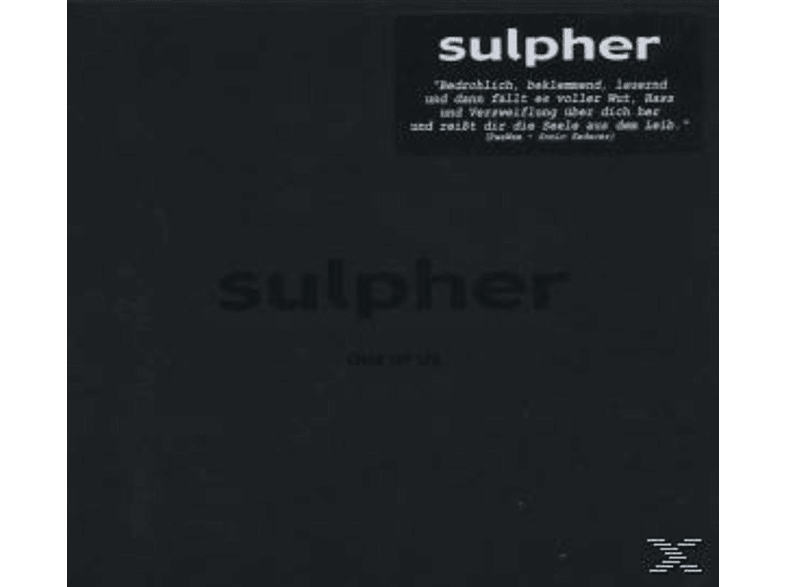 Sulpher - One Of Us [5 Zoll Single CD (2-Track)]