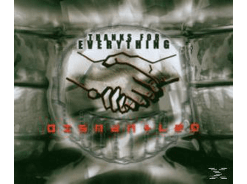 Dismantled - Thanks for everything [5 Zoll Single CD (2-Track)]