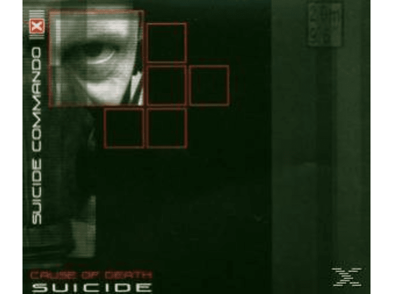 Suicide Commo - Cause Of Death: Suicide [5 Zoll Single CD (2-Track)]