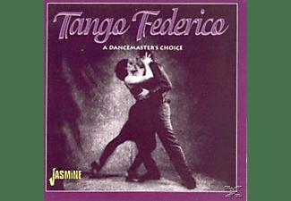 VARIOUS - TANGO FEDERICO-A DANCEMASTER  - (CD)