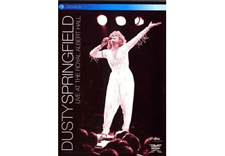 Dusty Springfield - Live At The Royal Albert Hall - (DVD)
