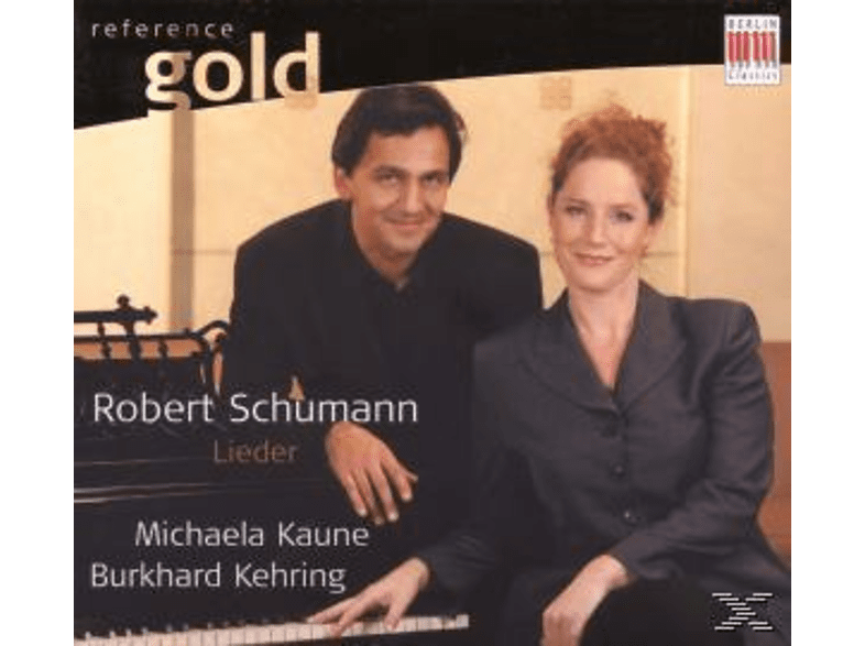 KAUNE,MICHAELA & KEHRING,BURKHARD - Lieder [CD]