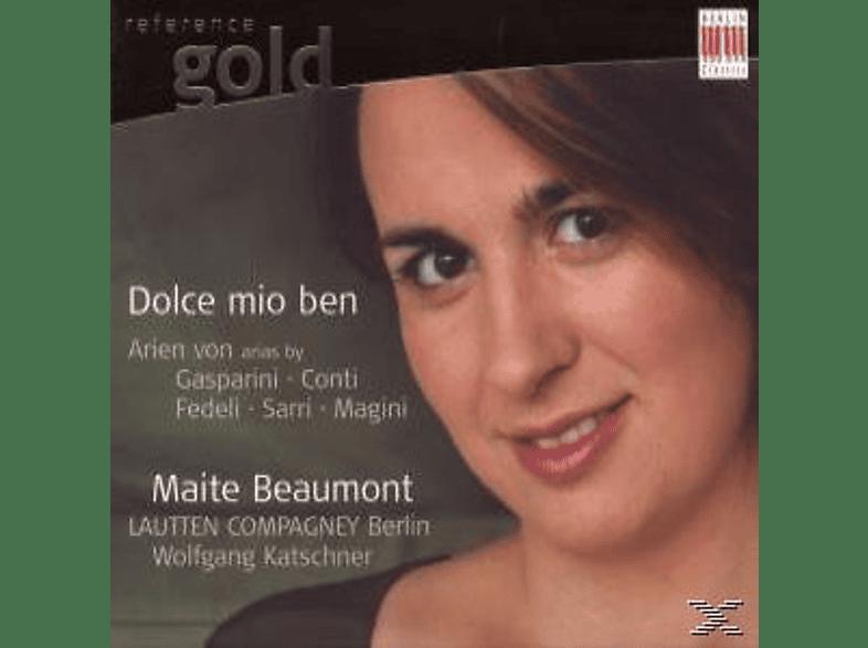 Maite Beaumont, Maite/lautten Compagney Beaumont - Beaumont:Dolce Mio Ben [CD]