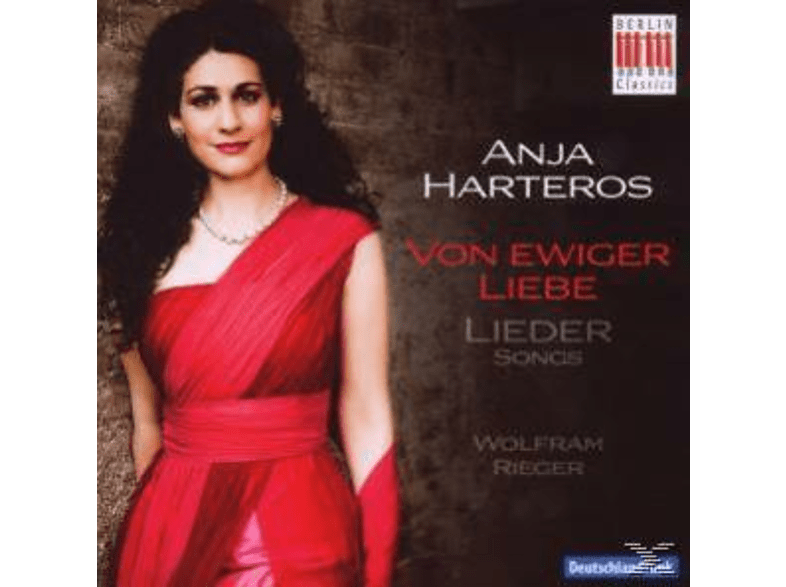 Anja Harteros, Harteros,Anja/Rieger,Wolfram - Von Ewiger Liebe [CD]