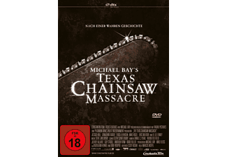 Texas Chainsaw Massacre DVD