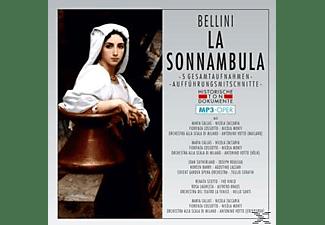 Orchestra Alla Scala Di Milano/Covent Garden Opera - La Sonnambula-Mp3-Oper  - (MP3-CD)
