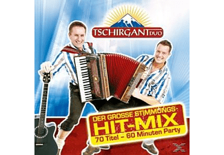 Tschirgant Duo - Der große Stimmungs-Hit-Mix-Folge 1  - (CD)