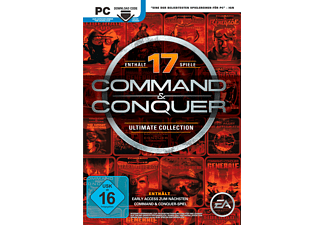 Command & Conquer Ultimate Collection - [PC]