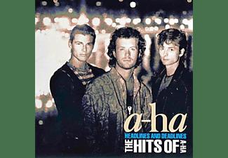 A-Ha - The Headlines And Deadlines-Hits Of A-Ha  - (CD)