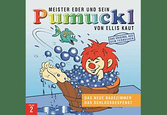 Pumuckl - 02:Das Neue Badezimmer/Das Schlossgespenst  - (CD)
