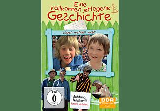 Eine vollkommen erlogene Geschichte DVD