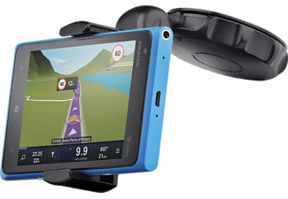 Soporte Smartphone para coche - Cellular Line, universal, negro