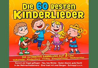 Familie Sonntag - Die 60 Besten Kinderlieder [CD]