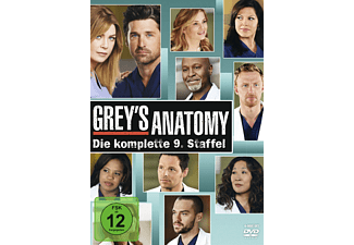 Greys Anatomy - Staffel 9 [DVD]