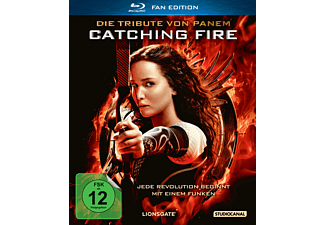 Die Tribute Von Panem: Catching Fire Fan Edition (Jennifer Lawrence) [Blu-ray]