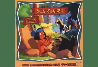 Yakari - Liederalbum Zur Tv-Serie  - (CD)