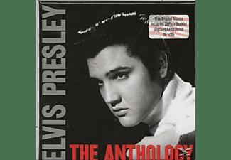 Elvis Presley - The Anthology (20 Page Booklet)  - (CD)