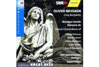 Swr Vokalensemble Stuttgart - CINQ RECHANTS [CD]