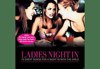 VARIOUS - LADIES NIGHT IN  - (CD)