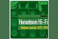 King Tubby - Hometown Hi-Fi/Dubplate Specials 1975-1979 [CD]