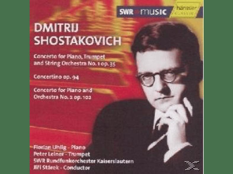 Uhlig, Starek, Swr Ro Kaiserlaut - Klavierkonzerte [CD]